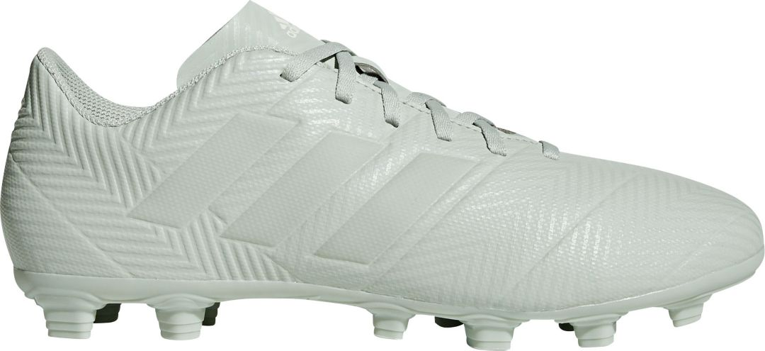 d46895ea9 adidas Men s Nemeziz 18.4 FXG Soccer Cleats 1
