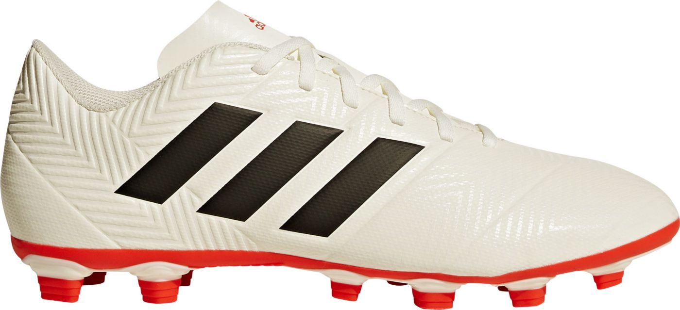 adidas Men's Nemeziz 18.4 FXG Soccer Cleats