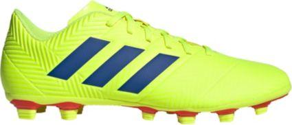 8e43b091b019 adidas Men s Nemeziz 18.4 FXG Soccer Cleats. noImageFound
