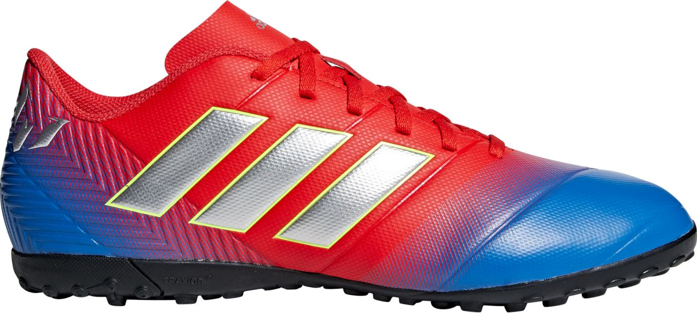 adidas Men's Nemeziz Tango 18.4 TF Soccer Cleats