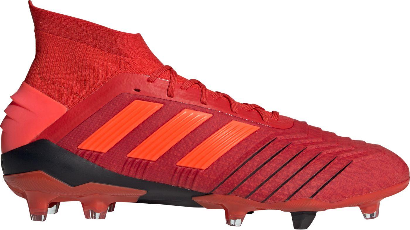 adidas Men's Predator 19.1 FG Soccer Cleats