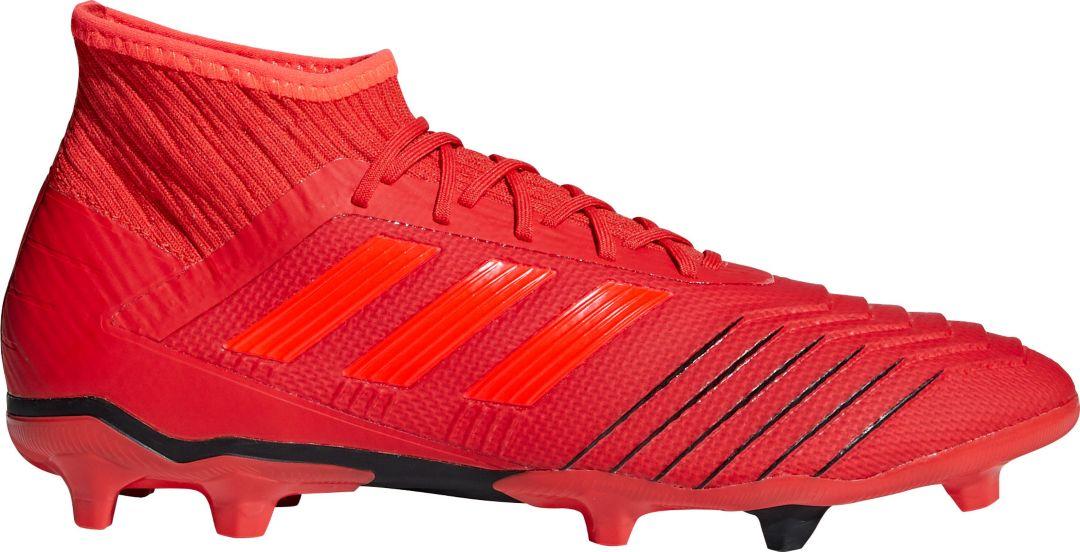 88fa95cf6b4 adidas Men s Predator 19.2 FG Soccer Cleats 1