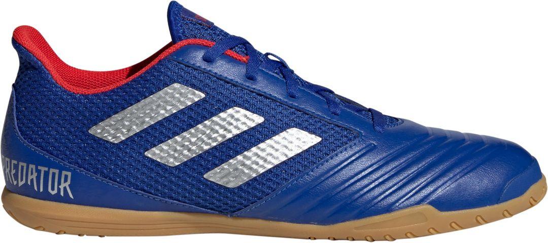 312a98d8ede adidas Men s Predator 19.4 Sala Indoor Soccer Shoes 1