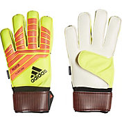 adidas Adult Predator Fingersave Replique Soccer Goalkeeper Gloves