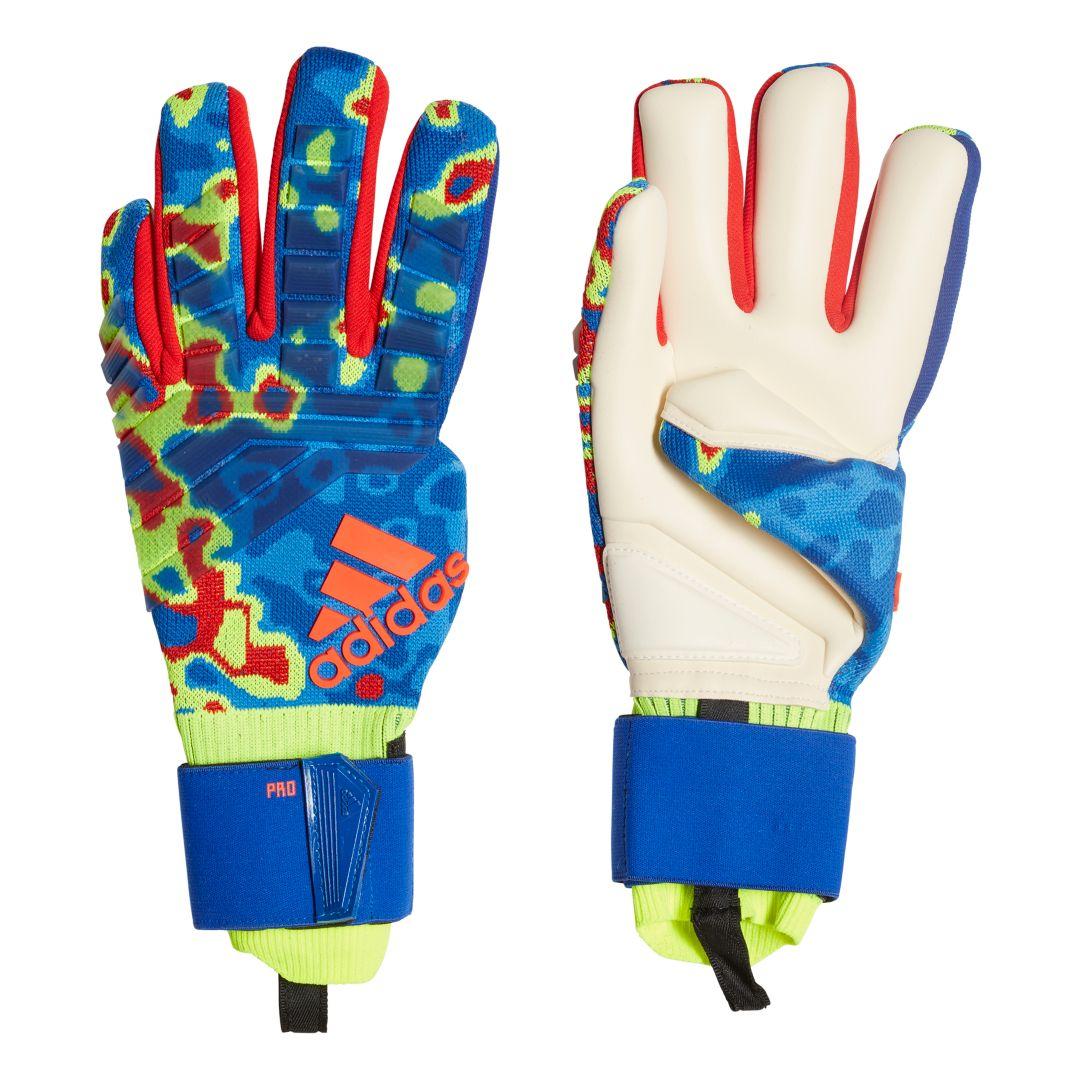 2549f2f2da3 adidas Adult Predator Pro Manuel Neuer Soccer Goalkeeper Gloves ...