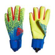 best service 787b2 b86bd adidas Adult Predator Pro Soccer Goalkeeper Gloves