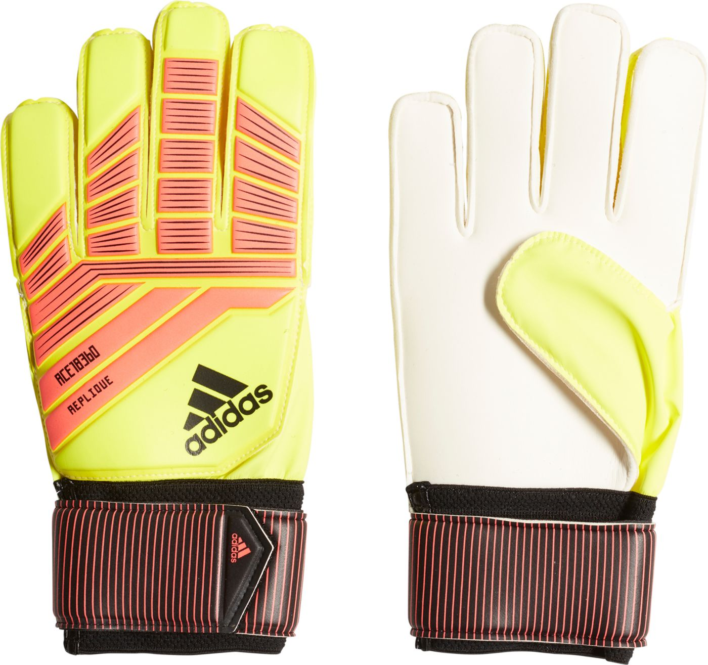 adidas Adult Predator Replique Soccer Goalkeeper Gloves