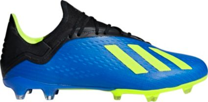 41b5004961a3 adidas Men s X 18.2 FG Soccer Cleats