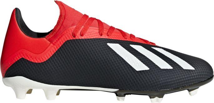 adidas men's x 18.3 fg outdoor soccer shoes