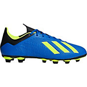 adidas Men's X 18.4 FXG Soccer Cleats