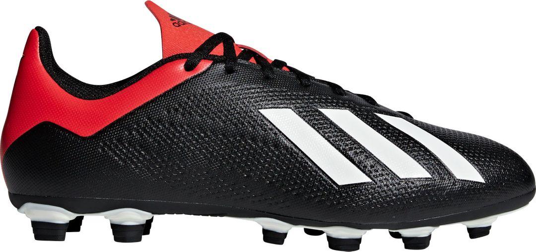 big sale 3d81d ec488 adidas Men's X 18.4 FG Soccer Cleats