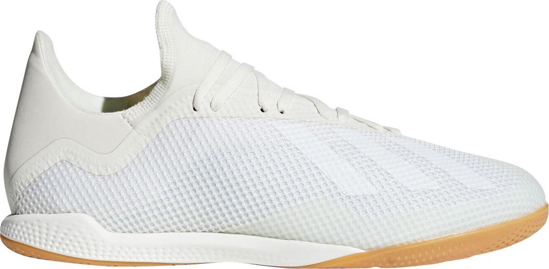 design intemporel fd11e 862d0 adidas Men's X Tango 18.3 Indoor Soccer Shoes
