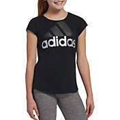 adidas Girls Badge Of Sport T-Shirt
