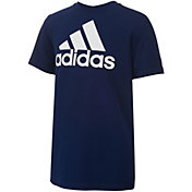 adidas Boys' clima Performance Logo T-Shirt