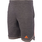 adidas Boys' Axis Double Knit Mesh Shorts