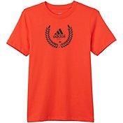 adidas Boys' Graphic Golf T-Shirt