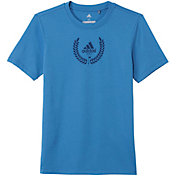 adidas Boys' Graphic Golf T-Shirt