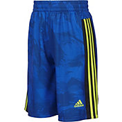 adidas Boys' Lenticular Camo Shorts