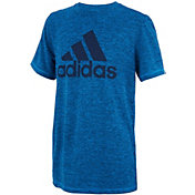 adidas Boys' Logo Graphic T-Shirt