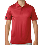 adidas Boys' Performance Golf Polo