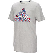 adidas Boys' USA Graphic T-Shirt