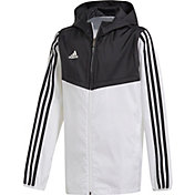 adidas Youth Tiro 19 Windbreaker Jacket