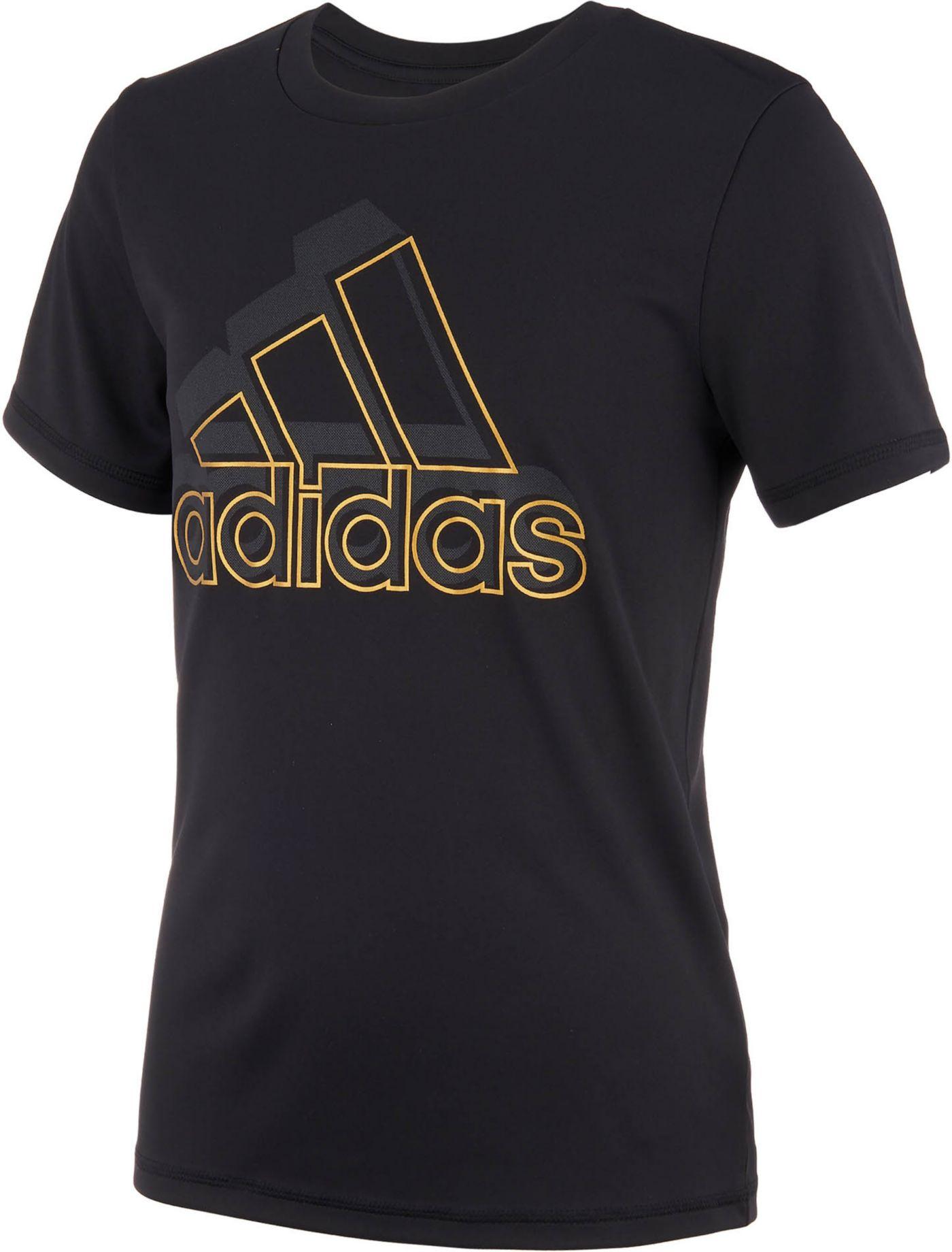 adidas Boys' Graphic T-Shirt