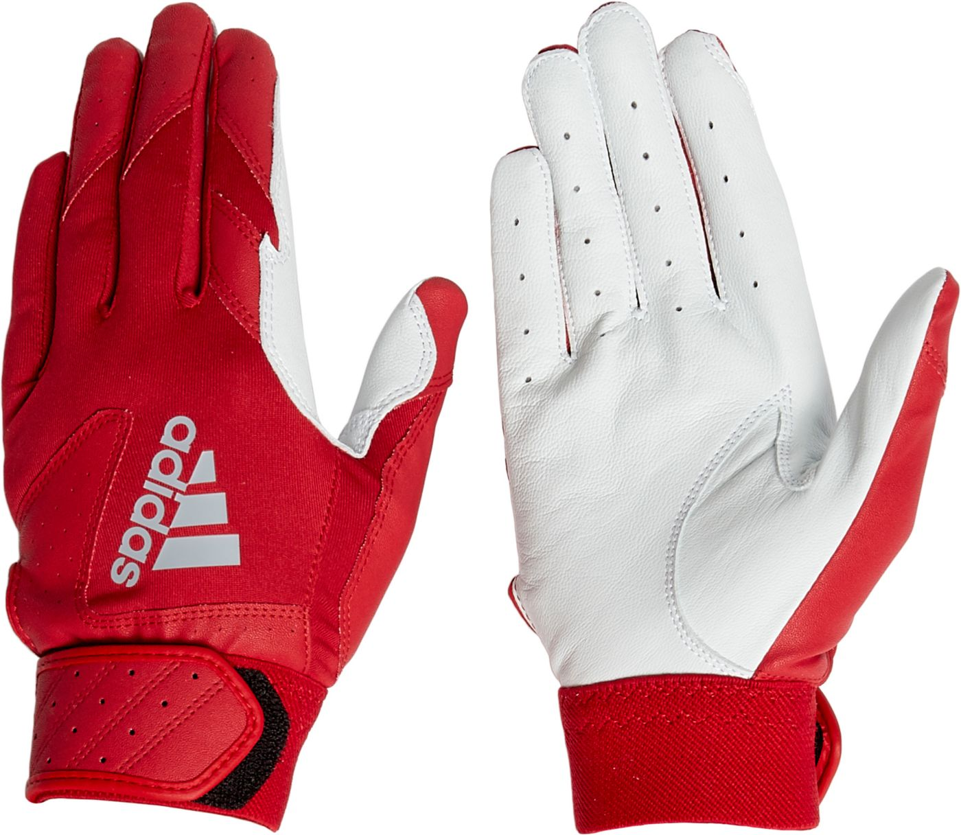 adidas Youth Trilogy Batting Gloves 2019