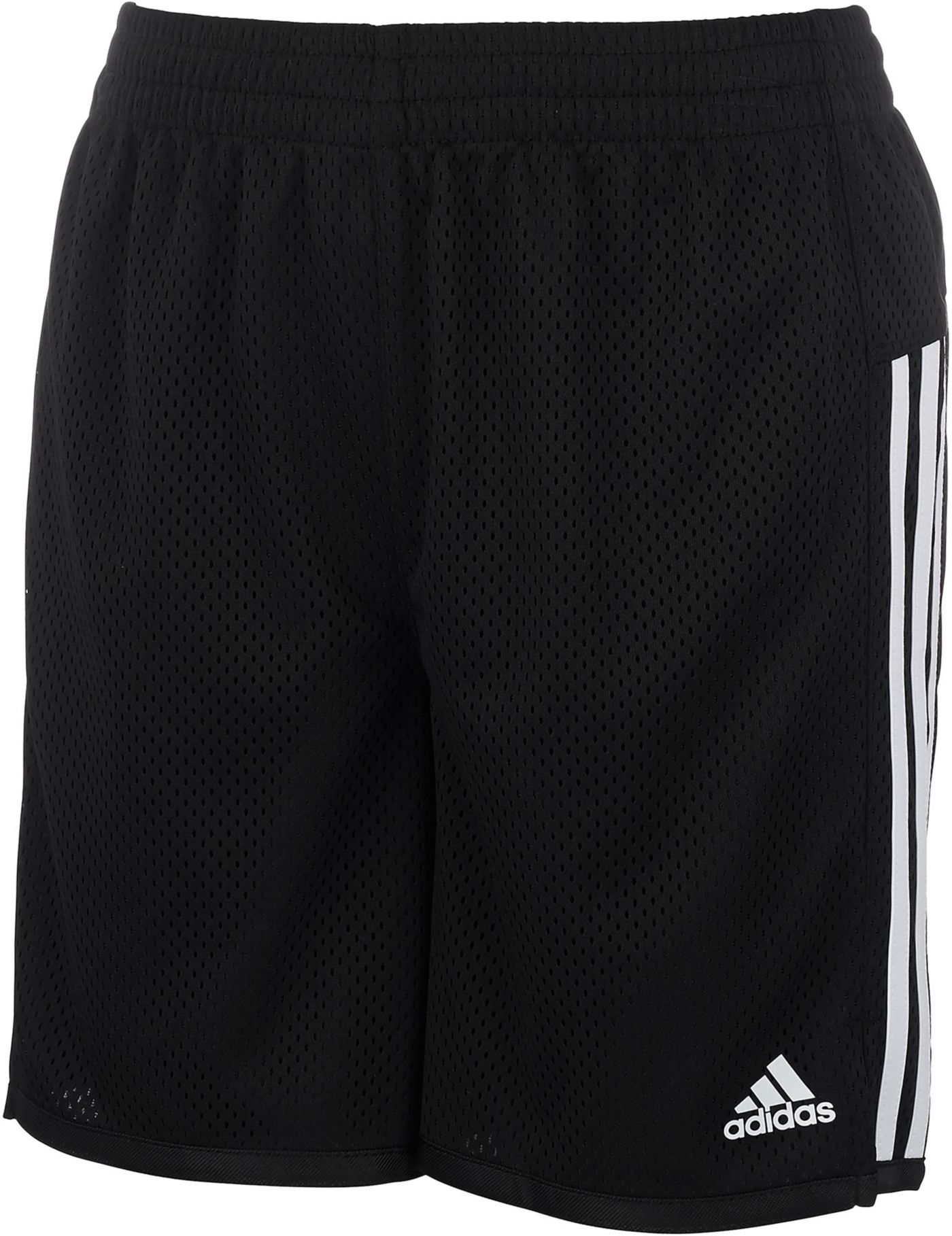 adidas Girls' 5'' Mesh Shorts