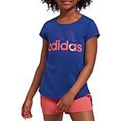 adidas Girls' Badge Of Sport T-Shirt
