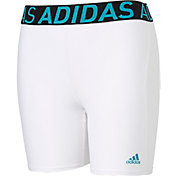 adidas Girls' Sliding Shorts