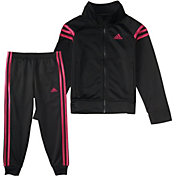 adidas Little Girls' Event Tricot Set
