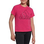 adidas Girls' Winners T-Shirt