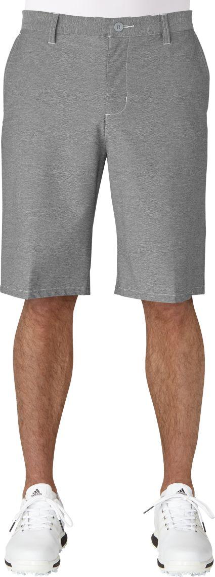 adidas Men's Ultimate365 Twill Crosshatch Golf Shorts