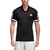 adidas Men's 3-Striped Club Polo