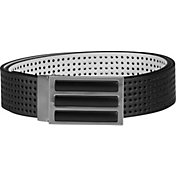 adidas 3-Stripes Perforated Reversible Golf Belt