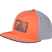 adidas Men's Block Flat Bill Golf Hat