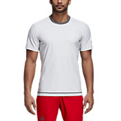 adidas Men's Barricade Solid Tennis T-Shirt