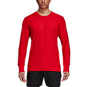 adidas Men's Barricade Long Sleeve Tennis T-Shirt