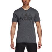 adidas Men's Barricade Graphic Printed T-Shirt