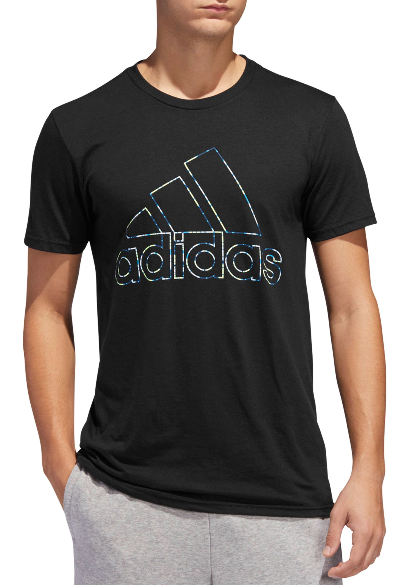 adidas Men's Badge of Sport Coded T-shirt