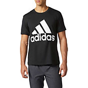 adidas Men's Badge of Sport Classic Graphic Tee