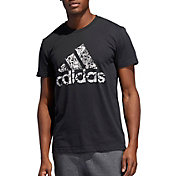 adidas Filled Badge of Sport Basketball T-shirt