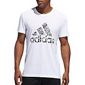 adidas Filled Badge of Sport Basketball T-shirt
