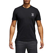 adidas Men's Badge of Sport Patch T-Shirt