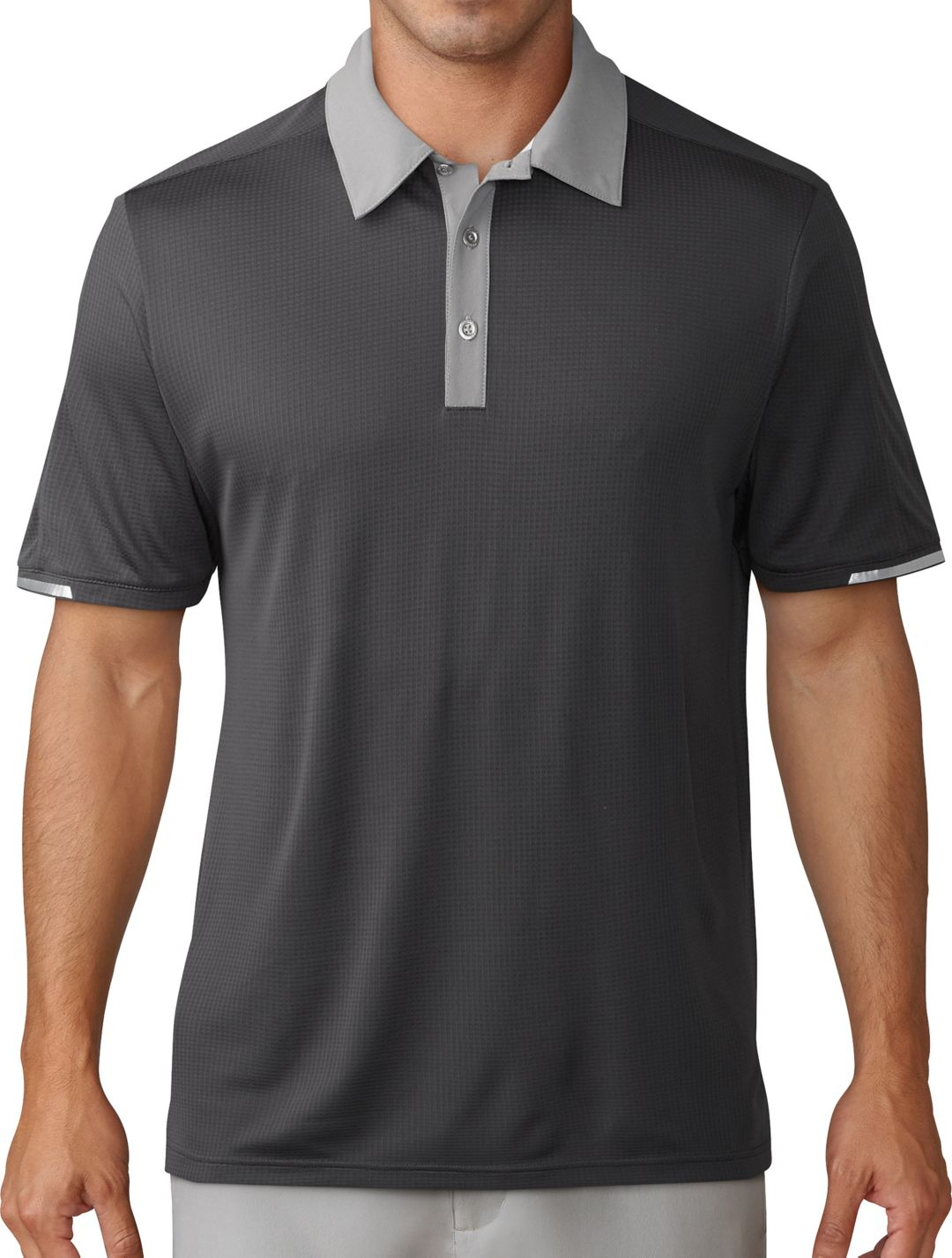 5c3f1cb847e6 adidas Men's climachill Iconic Golf Polo | DICK'S Sporting Goods