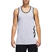 adidas Men's Accelerate Basketball Tank Top