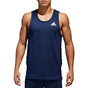 a02f959717a2 adidas Mens Accelerate Basketball Tank Top