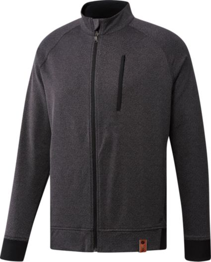 adidas Men's Adicross Icon Full-Zip Golf Jacket