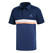 adidas Men's Colorblock Club Polo
